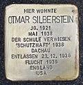 Stolperstein für Otmar Silberstein.jpg