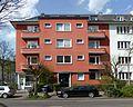 Stolpersteine Köln, Wohnhaus Euskirchener Straße 36.jpg