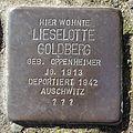 Stolpersteine K-Neuehrenfeld Arminstr 73 Lieselotte Goldberg.jpg