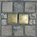 Stolpersteine Krefeld, Verlegestelle Hohenzollernstraße 79.jpg