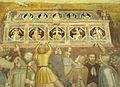 Storie di s. pietro martire, pellegrini alla tomba 02.JPG