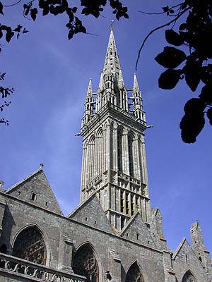 Saint-Pol-de-Léon - The Kreisker chapel