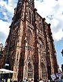 Straßburg Cathédrale Notre-Dame Fassade 3.jpg