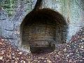 Strahovská zahrada, jeskyně levá.jpg
