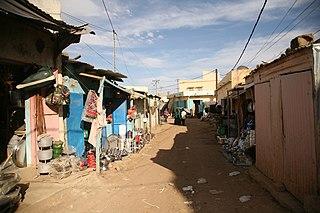 Sélibaby,  Guidimaka, Mauretanien