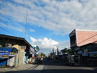 Santa Rita, Pampanga - Downtown area