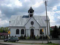 Stryszawa church