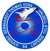 [ISS] Expedition 50 (Thomas Pesquet) - Page 11 200px-Sts-94-patch