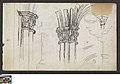 Studies van kapitelen, circa 1811 - circa 1842, Groeningemuseum, 0041572000.jpg