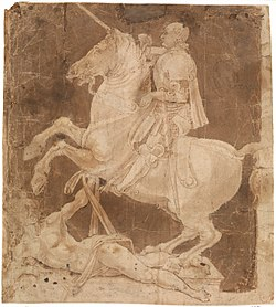Study for the Equestrian Monument to Francesco Sforza MET DP324215.jpg