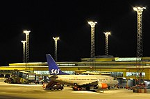 Sân bay Malmö