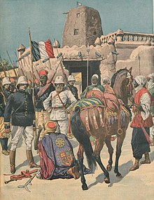 Submission of Sultan Dudmurrah of Wadai (1911).jpg