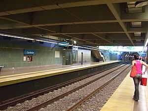 Carabobo (Buenos Aires Underground) - Image: Subte Linea A Carabobo