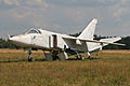 Sukhoi Su-24 Fencer 15 white (8602808235).jpg
