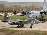 Sukhoi Su-25 BAF