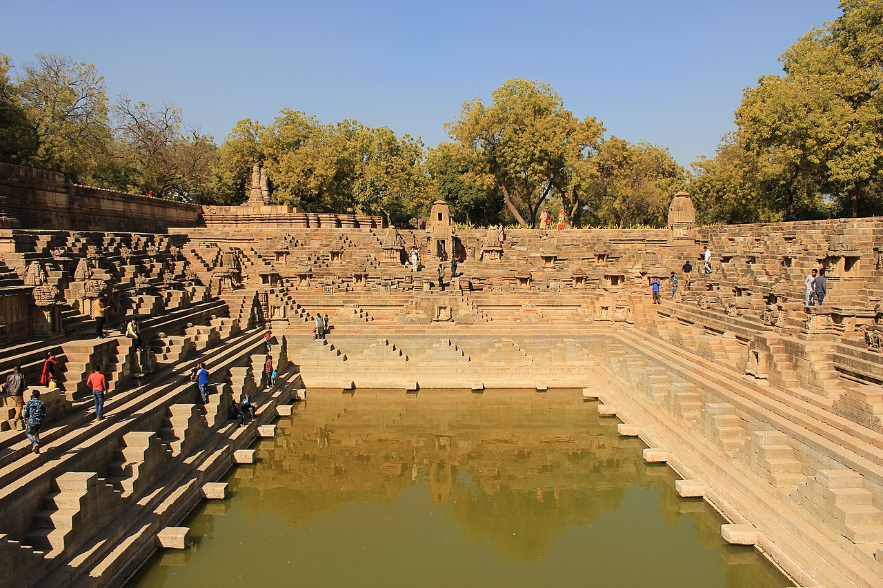Temple du soleil Modhera