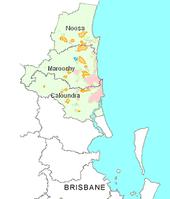 Sunshine Coast Region Wikipedia