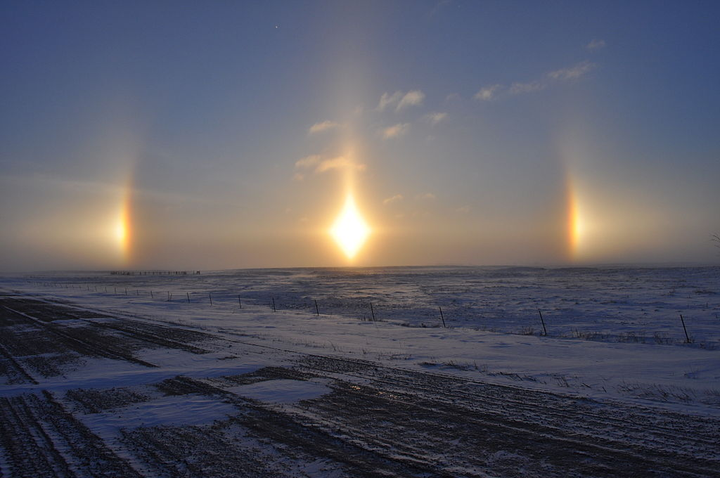 Sundogs South Dakota