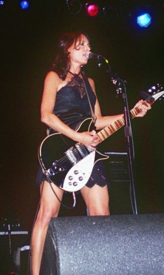 Susanna Hoffs - Hoffs performing at The House of Blues in Cleveland, Ohio, on August 30, 2007