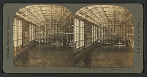 Sutro District - Main plunge, Sutro Baths.
