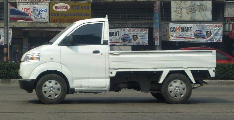 Suzuki Apv Pick Up Truck