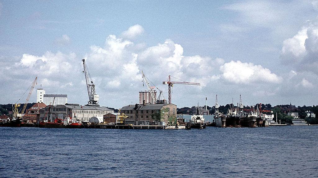 Svendborg Skibsværft 1973.jpg