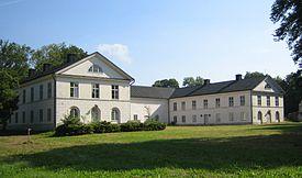 Swedish castle Herrevadskloster