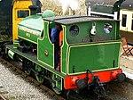 Swindon and Cricklade Railway, Hayes Knoll (9) - geograph.org.uk - 553131.jpg