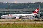 Swiss International Air Lines Airbus A330-223 HB-IQO (21991139856).jpg