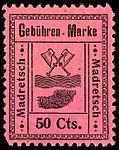 Switzerland Madretsch 1903 revenue 50c - 3.jpg