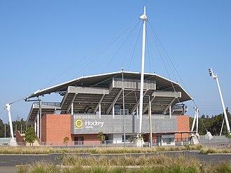 Sydney Olympic Park Hockey Centre - Image: Sydney Olympic Park Hockey centre