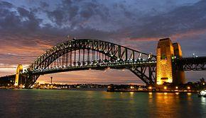 Sydney Harbour Bridge Nuovo Galles del Sud.jpg