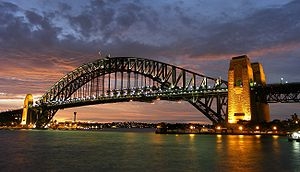 English: Sydney Harbour Bridge