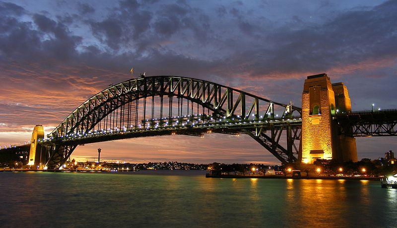 Datei:Sydney harbour bridge new south wales.jpg