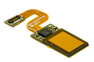 Synaptics - Synaptics Clear ID fingerprint sensor