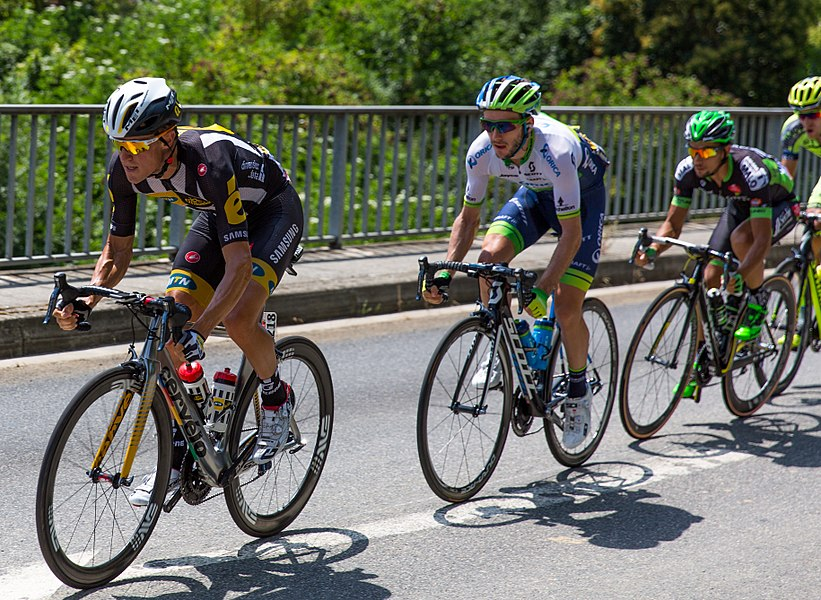 Serge Pauwels (MTN) during stage 13.