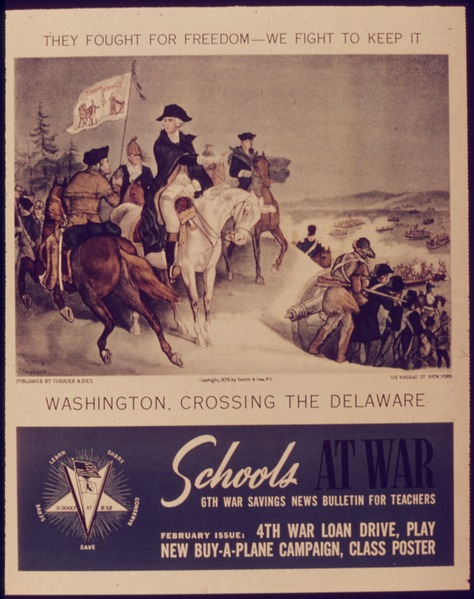 File:THEY FOUGHT FOR FREEDOM - WE FIGHT TO KEEP IT. SCHOOLS AT WAR. - NARA - 515700.tif