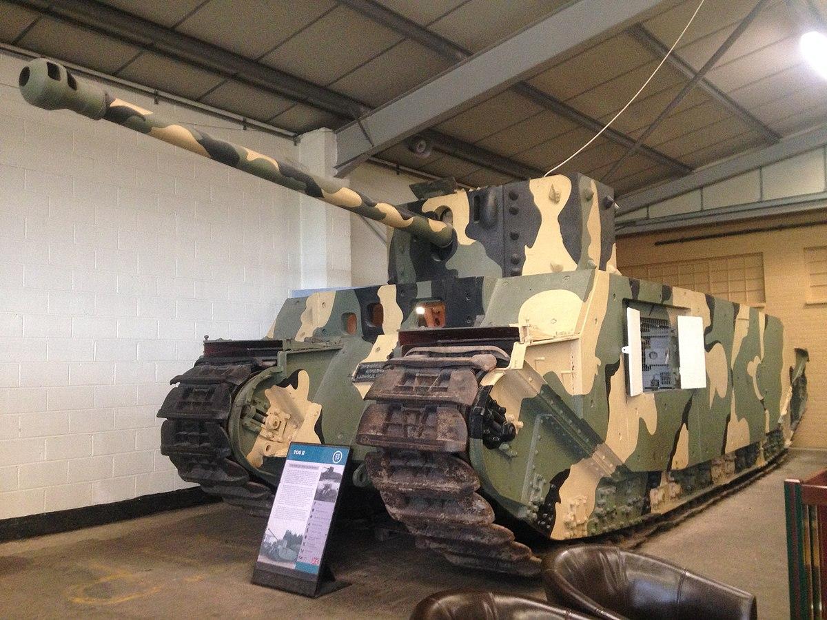 Super-heavy tank - Wikipedia
