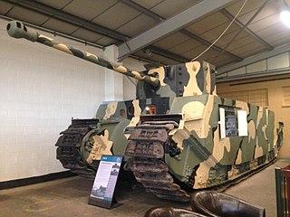 Super-heavy tank