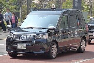 Toyota JPN Taxi Motor vehicle