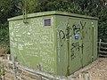 TRANSCO Installation, Marsh Lane, New Holland - geograph.org.uk - 1524752.jpg