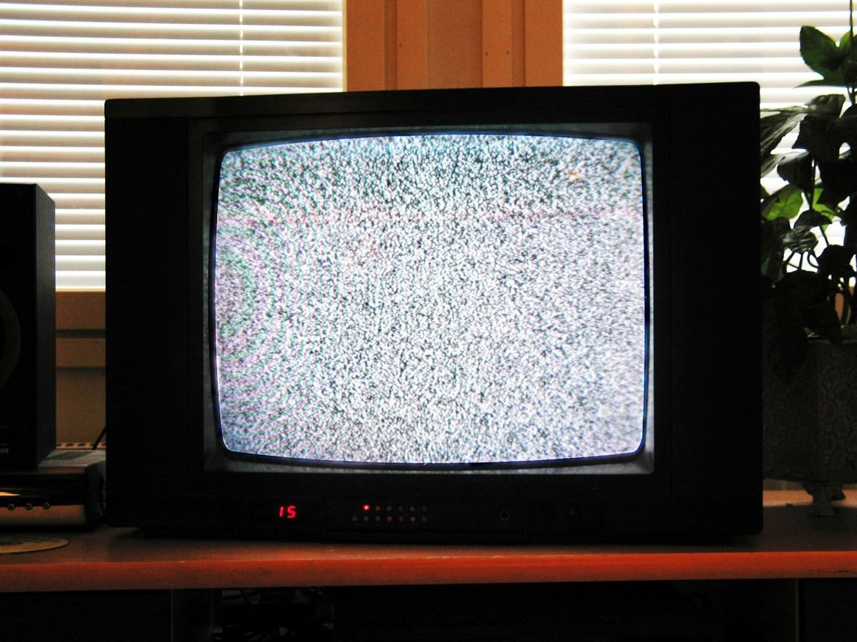 Noise video wikipedia - What is tv static ...