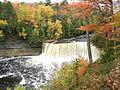 Tahquamenon Falls - Autumn.JPG