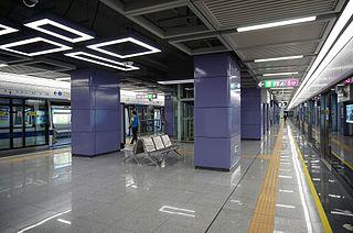 Taian station (Shenzhen Metro)