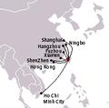 Taichung Airport international destinations.PNG