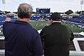 Tailgate Bayhawks Game Navy Marine Corps Memorial Stadium (28154079107).jpg