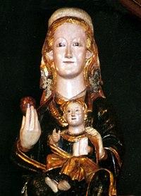 Imagen Nuestra Señora de Begoña