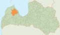 Talsu novada karte.png