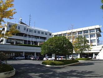 Tama, Tokyo - Tama City Hall