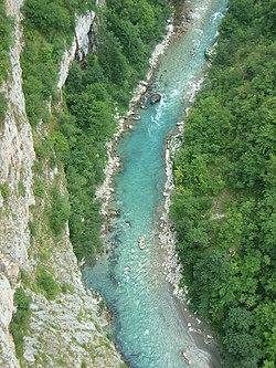 Tara River Canyon 2006.JPG